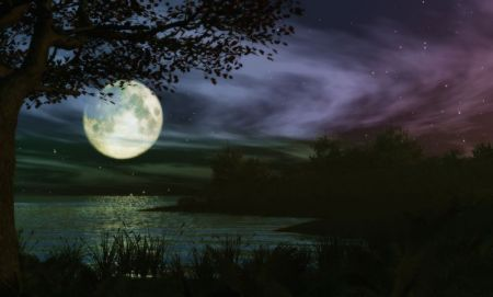 bulan itu
