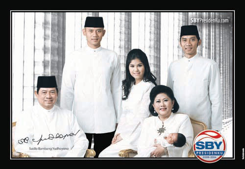 sby's family